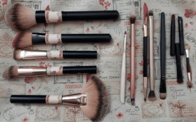 Las Brochas y Pinceles para maquillarte