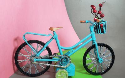 La bicicleta, fantástica transformación