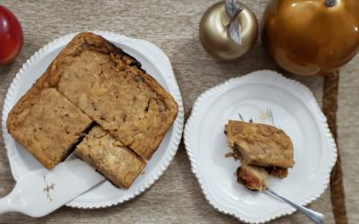 Cómo hacer una deliciosa torta de pan para merendar