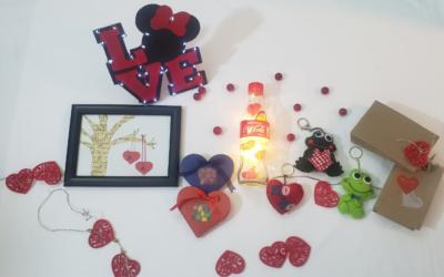 4  ideas para regalar en San Valentín, fáciles y hermosas