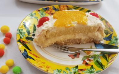 5 pasos para preparar este delicioso postre de guanábana
