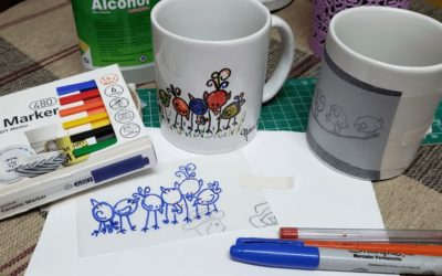 Esto te encantará, diseña tus pocillos de cerámica en tan solo tres pasos.